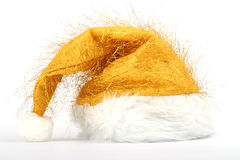 Cappello dell'oro della Santa Immagine Stock