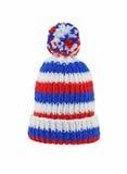 Cappello della lana Fotografia Stock Libera da Diritti