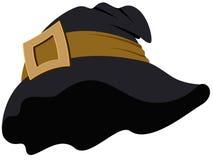 Cappello della strega di Halloween Fotografia Stock Libera da Diritti