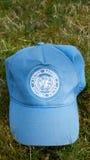 Cappello delle nazioni unite Fotografie Stock