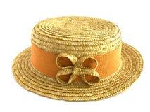 Cappello delle signore Fotografie Stock