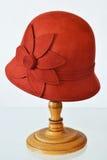 Cappello delle signore ' Immagini Stock Libere da Diritti