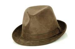 Cappello di cowboy alla moda Fotografia Stock Libera da Diritti