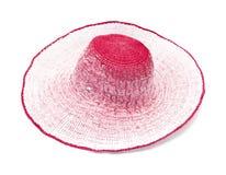 Cappello di estate Fotografie Stock