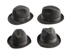 Cappello di Fedora Immagini Stock Libere da Diritti