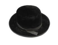 Cappello di feltro d'annata degli uomini fotografie stock libere da diritti