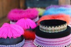 Cappello di Hilltribe Immagini Stock