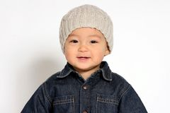 Cappello di inverno Fotografia Stock Libera da Diritti