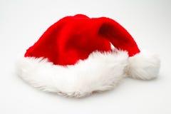 Cappello di natale Fotografie Stock