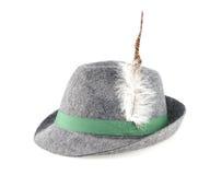 Cappello di Oktoberfest Fotografia Stock Libera da Diritti