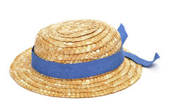 Cappello di paglia Immagine Stock
