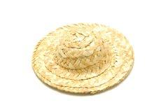 Cappello di paglia. Fotografia Stock