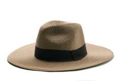 Cappello di paglia Immagine Stock Libera da Diritti
