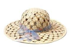 Cappello di paglia. Immagine Stock