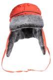 Cappello di pelliccia Fotografia Stock Libera da Diritti