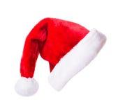 Cappello di Santa Claus Immagine Stock Libera da Diritti