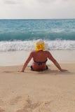 Cappello di Sun Fotografie Stock