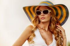 Cappello elegante fotografia stock