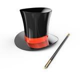 Cappello magico Immagini Stock Libere da Diritti