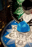 Cappello messicano Fotografie Stock Libere da Diritti