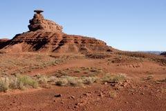 Cappello messicano, Arizona Immagine Stock