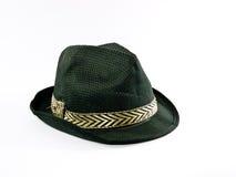 Cappello nero Immagine Stock Libera da Diritti
