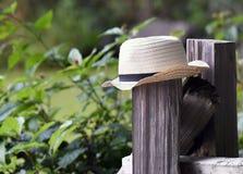 Cappello perso Fotografie Stock Libere da Diritti