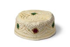 Cappello religioso del ricordo da Mekka Fotografia Stock