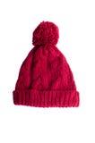 Cappello rosa Fotografia Stock Libera da Diritti
