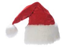 Cappello rosso della Santa Immagine Stock