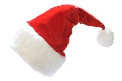 Cappello rosso della Santa Fotografie Stock