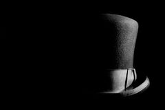 Cappello superiore Fotografie Stock