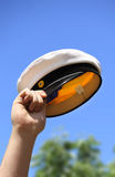 Cappello svedese di graduazione Immagine Stock Libera da Diritti