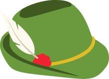 Cappello tedesco Immagini Stock