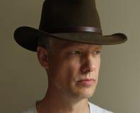 Cappello verde Immagine Stock Libera da Diritti