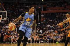 Cappie Pondexter royalty free stock photography