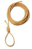 Cappio della corda Immagine Stock Libera da Diritti