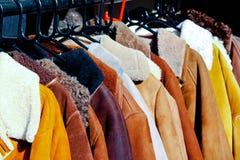 Cappotti Immagine Stock