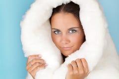 Cappotto caldo di inverno immagine stock libera da diritti