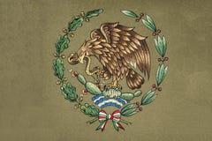 Cappotto del Messico del braccio royalty illustrazione gratis