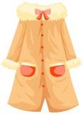 Cappotto di inverno Fotografia Stock