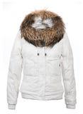 Cappotto di inverno delle donne fotografie stock libere da diritti