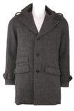 Cappotto di lana di inverno Fotografia Stock