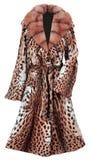 Cappotto di pelliccia fotografia stock