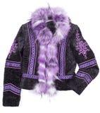 Cappotto di pelliccia Fotografia Stock Libera da Diritti