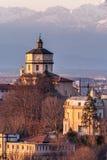 Cappuccini's Mount, Turin (Torino) stock photos