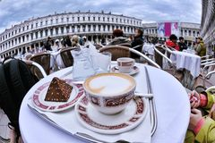 Cappuccinno Royalty Free Stock Photography