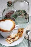 Cappuccino Fotografía de archivo libre de regalías