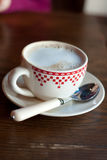 Cappuccino lizenzfreies stockfoto