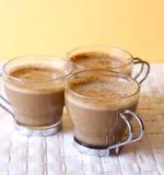 cappuccino zdjęcia stock
